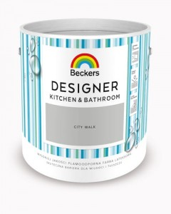 Beckers Designer Kitchen&Bathroom City Walk 2,5L