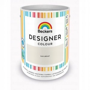 Beckers Designer Colour Sailboat 5L
