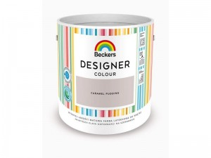 Beckers Designer Colour Caramel Pudding 2,5L