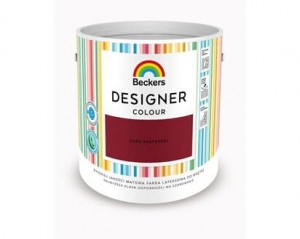 Beckers Designer Colour Dark Raspberry 5L
