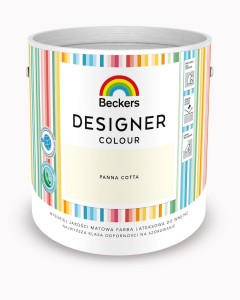 Beckers Designer Colour Panna Cotta 2,5L