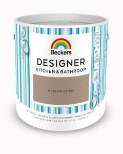 Beckers Designer Kitchen&Bathroom Morning Coffee 2,5L