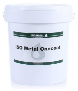 Iso Paint Metal Onecoat Athracite Dark 20L