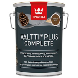 Tikkurila Valtti Plus Complete Medium Nut 5L