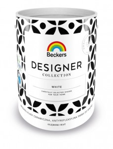 Beckers Designer Collection White 5L