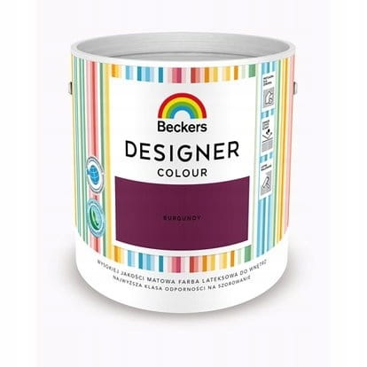 Beckers Designer Colour Burgundy 2,5L.jpeg